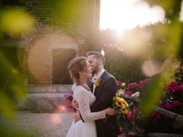Il matrimonio di Laura e Luca a Limena, Padova 67