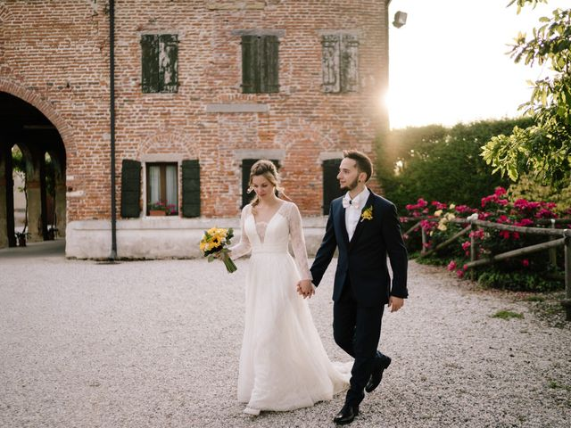 Il matrimonio di Laura e Luca a Limena, Padova 68