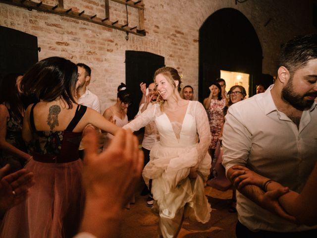 Il matrimonio di Laura e Luca a Limena, Padova 70