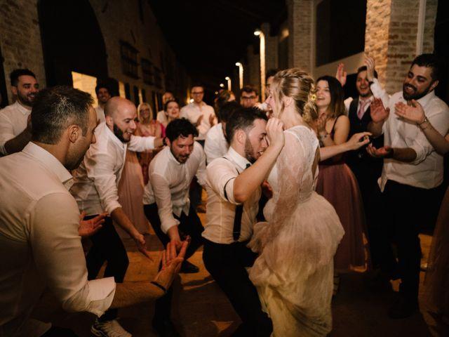 Il matrimonio di Laura e Luca a Limena, Padova 71
