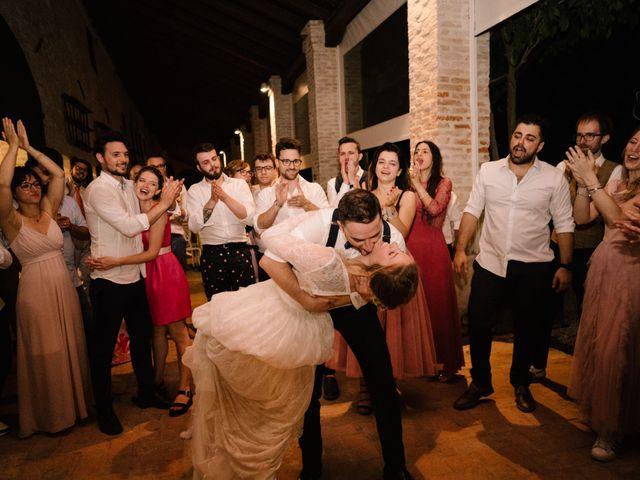 Il matrimonio di Laura e Luca a Limena, Padova 72