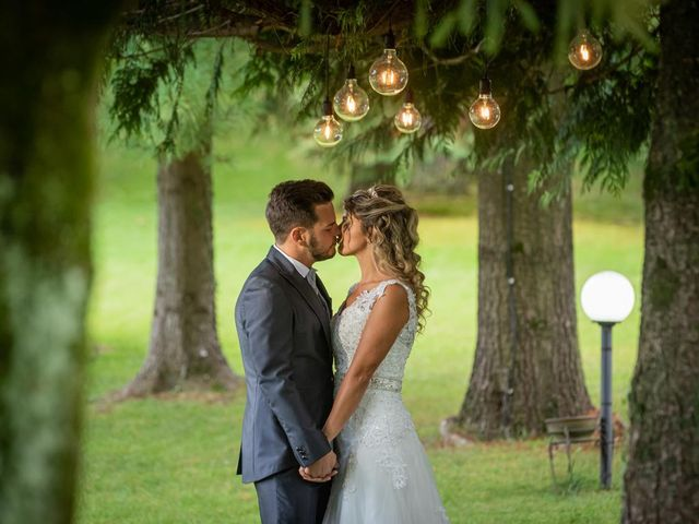 Le nozze di Fiorella e Fabio