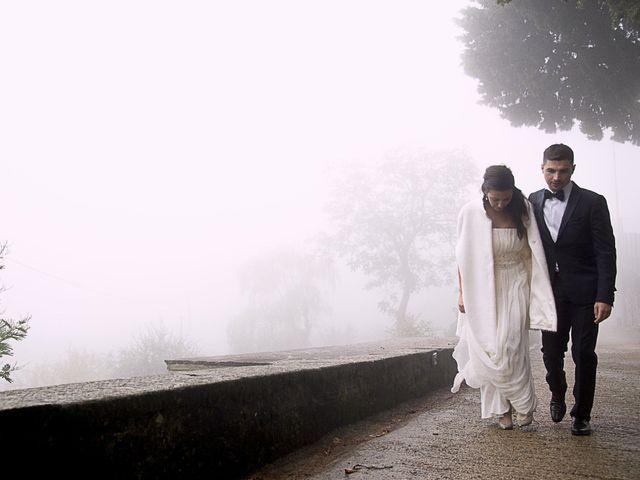 Le nozze di Giovanna e Raffaele