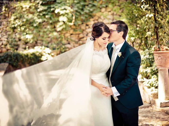 Le nozze di Alessandra e Thomas