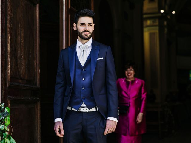 Il matrimonio di Riccardo e Serena a Lesmo, Monza e Brianza 8