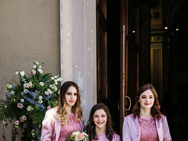 Il matrimonio di Riccardo e Serena a Lesmo, Monza e Brianza 9