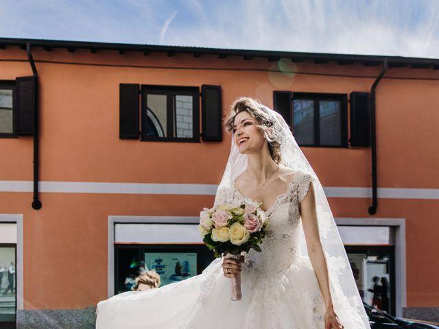 Il matrimonio di Riccardo e Serena a Lesmo, Monza e Brianza 12