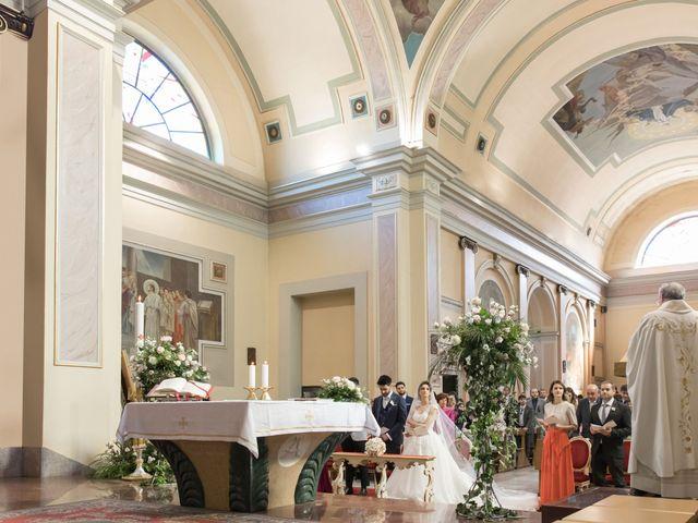Il matrimonio di Riccardo e Serena a Lesmo, Monza e Brianza 14