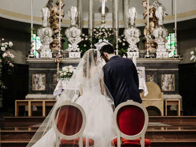 Il matrimonio di Riccardo e Serena a Lesmo, Monza e Brianza 15