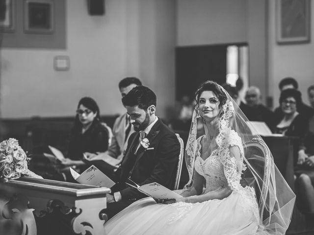 Il matrimonio di Riccardo e Serena a Lesmo, Monza e Brianza 19