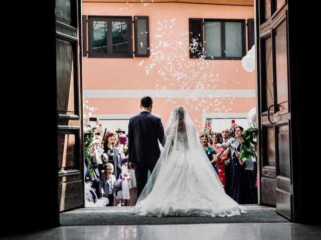 Il matrimonio di Riccardo e Serena a Lesmo, Monza e Brianza 24