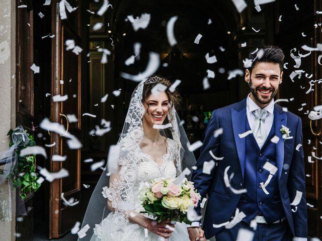 Il matrimonio di Riccardo e Serena a Lesmo, Monza e Brianza 25