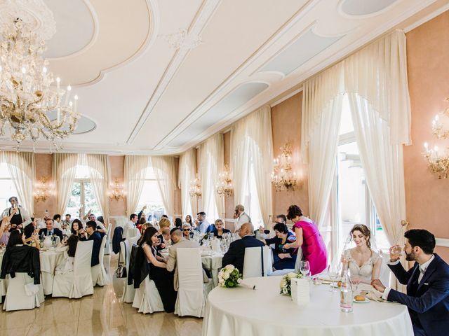 Il matrimonio di Riccardo e Serena a Lesmo, Monza e Brianza 34