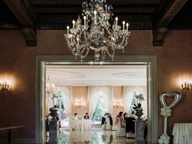 Il matrimonio di Riccardo e Serena a Lesmo, Monza e Brianza 35