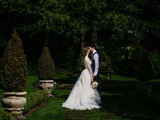 Il matrimonio di Riccardo e Serena a Lesmo, Monza e Brianza 40