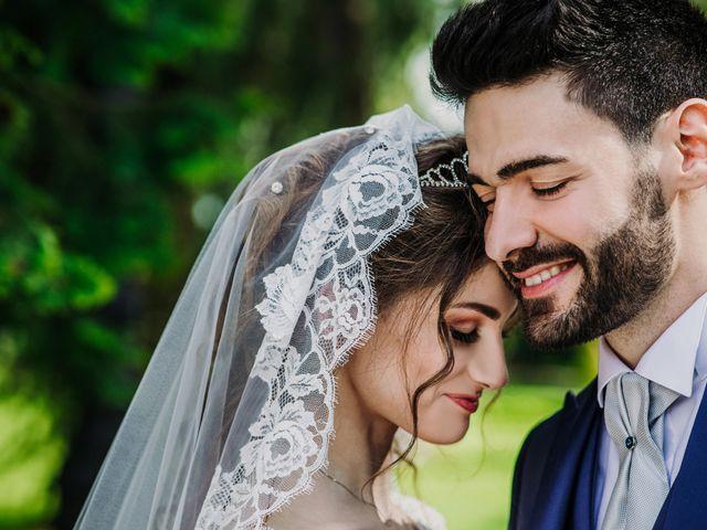Il matrimonio di Riccardo e Serena a Lesmo, Monza e Brianza 41