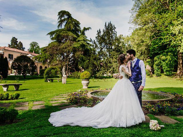 Il matrimonio di Riccardo e Serena a Lesmo, Monza e Brianza 42