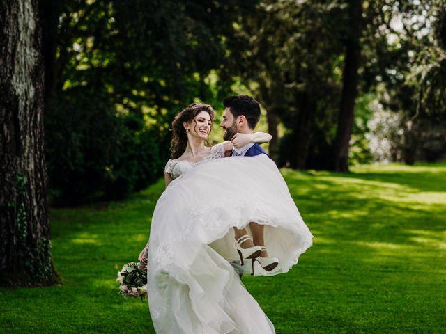 Il matrimonio di Riccardo e Serena a Lesmo, Monza e Brianza 44