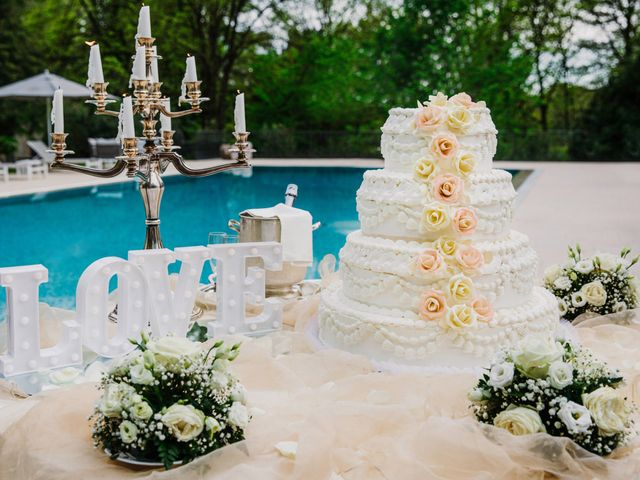 Il matrimonio di Riccardo e Serena a Lesmo, Monza e Brianza 47