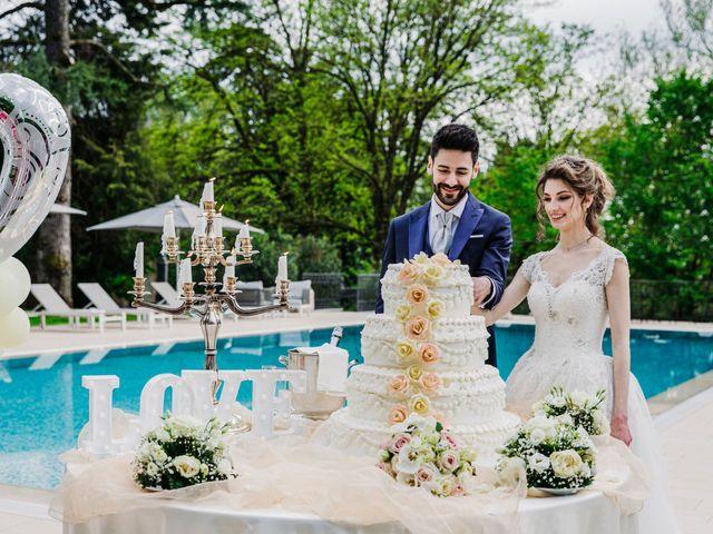 Il matrimonio di Riccardo e Serena a Lesmo, Monza e Brianza 49