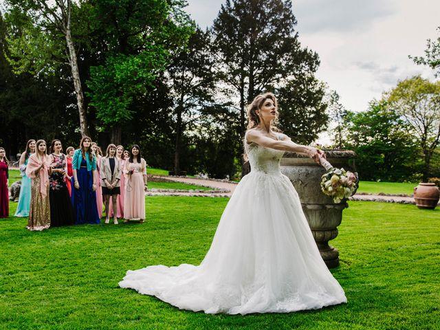 Il matrimonio di Riccardo e Serena a Lesmo, Monza e Brianza 50