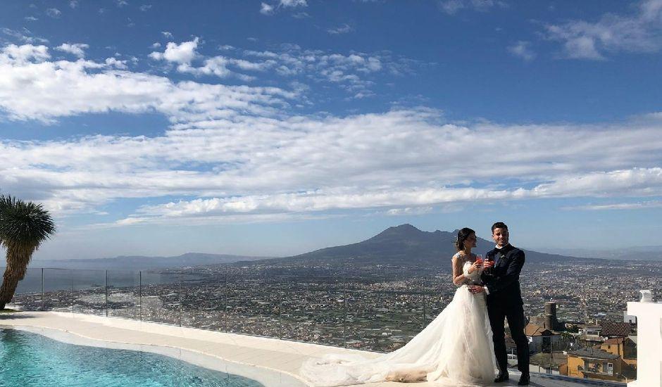Il matrimonio di Francesco e Angela a Napoli, Napoli