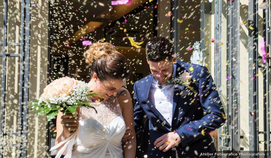 Il matrimonio di Luca e Erika a Parma, Parma