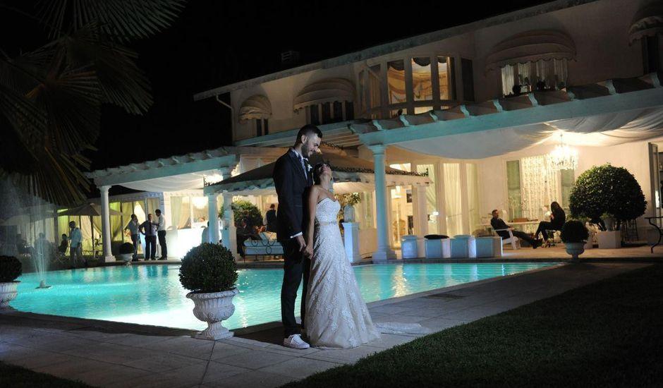 Il matrimonio di Sarah e Antonio a Magnago, Milano