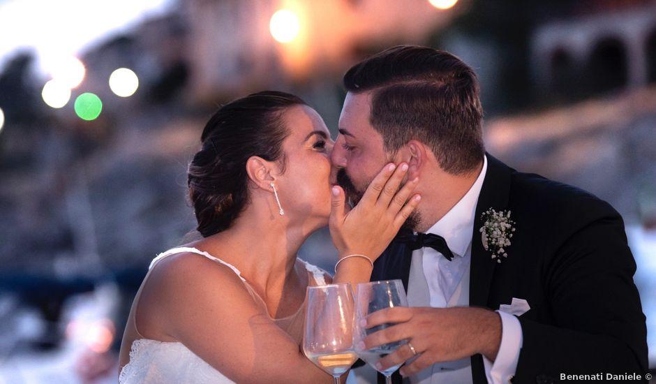 Il matrimonio di Maicol e Martina a Palermo, Palermo