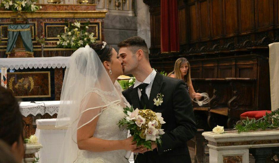 Il matrimonio di Alessandro  e Maria Chiara a Lentini, Siracusa