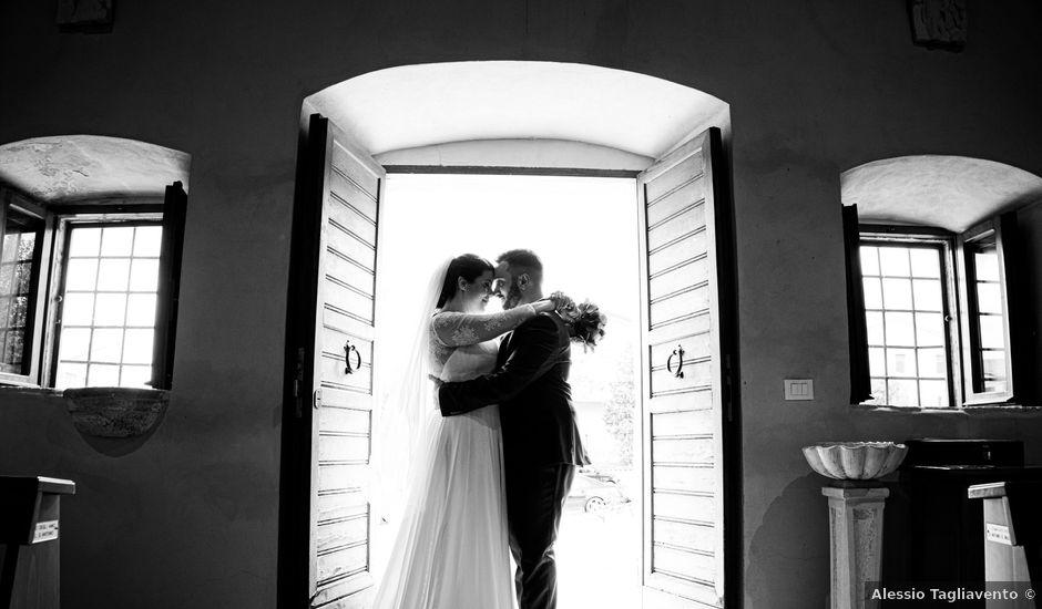 Il matrimonio di Giorgio e Alessandra a San Valentino in Abruzzo Citeriore, Pescara