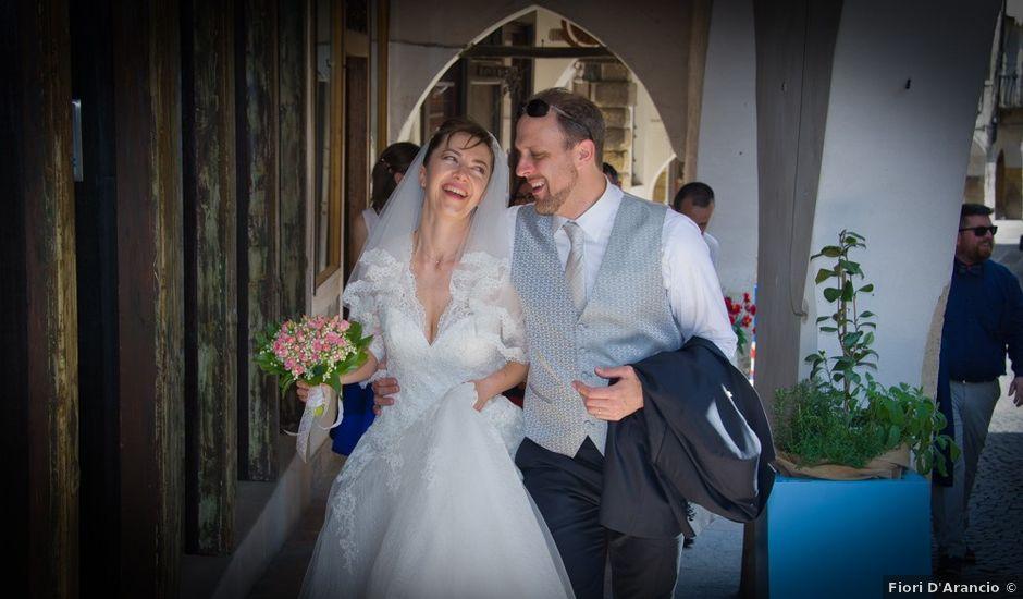 Il matrimonio di Marco e Yuliya a Castello di Godego, Treviso