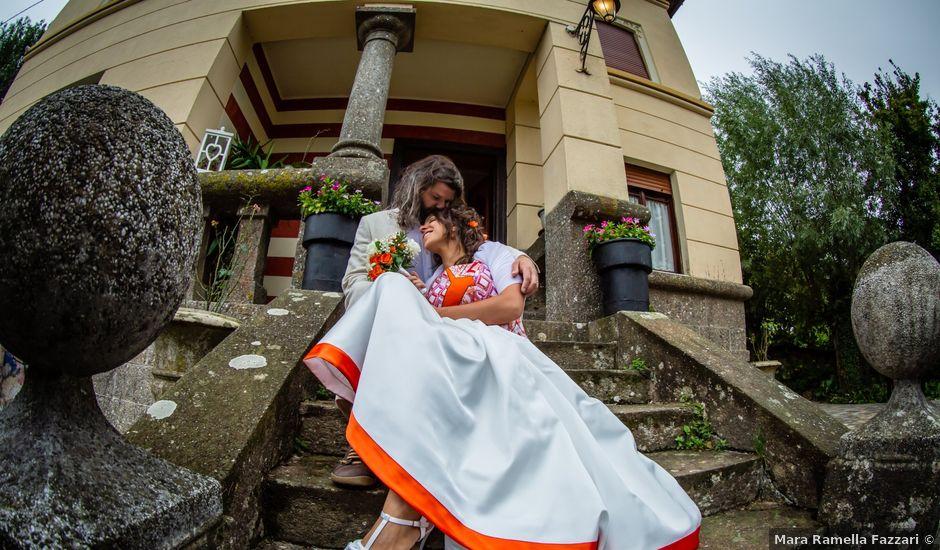 Il matrimonio di Igor e Marta a Savignone, Genova