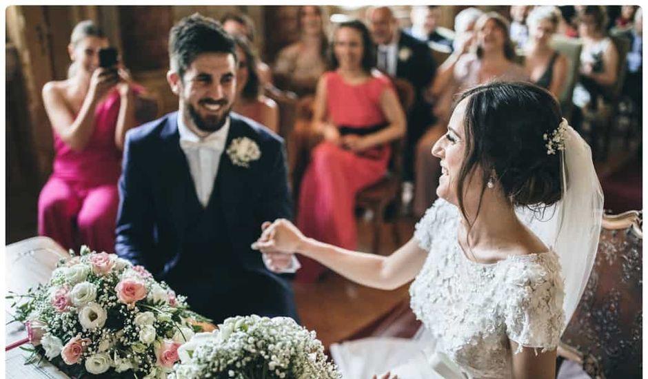 Il matrimonio di Serena e Federico a Grottaferrata, Roma
