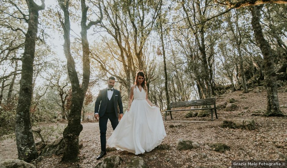 Il matrimonio di Francesco e Francesca a Nuoro, Nuoro