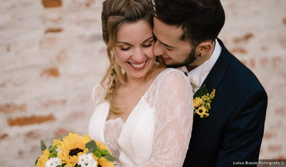 Il matrimonio di Laura e Luca a Limena, Padova
