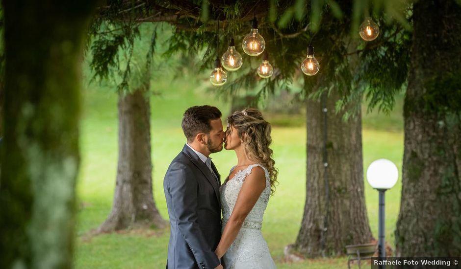 Il matrimonio di Fabio e Fiorella a Vergiate, Varese