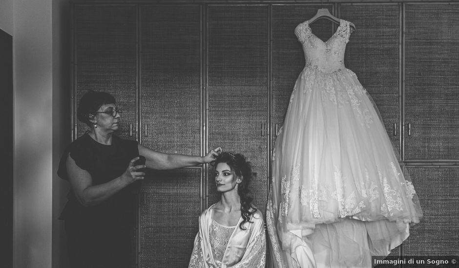 Il matrimonio di Riccardo e Serena a Lesmo, Monza e Brianza