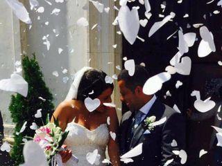 Le nozze di Alessia e Rodrigo 1