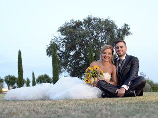 Le nozze di Elisa e David
