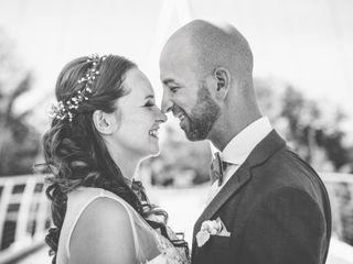 Le nozze di Zsuzsi e Robi