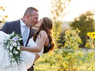 Le nozze di Gabriella e Manuel