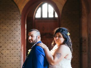 Le nozze di Giusy e Ciro