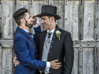 Le nozze di Marco e Vito