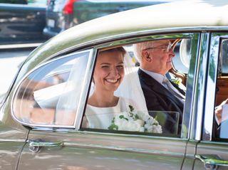Le nozze di Paola e Federico 1