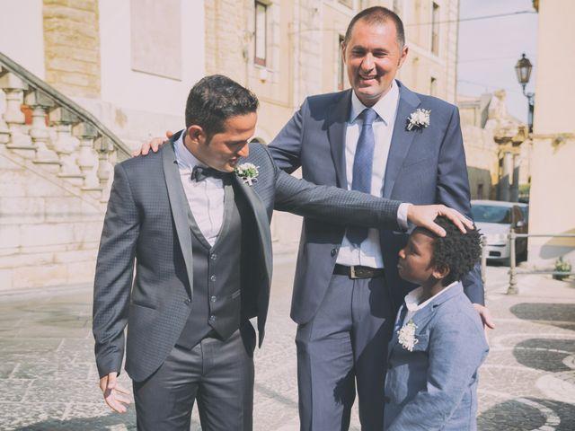 Il matrimonio di Luca e Cristina a Canicattì, Agrigento 16