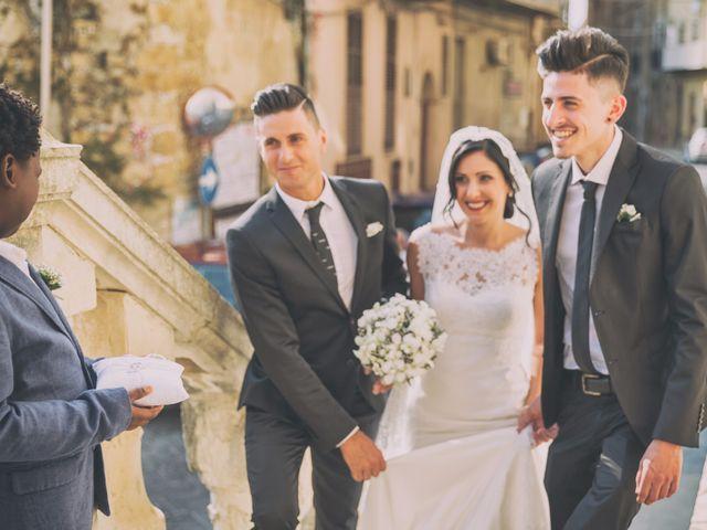 Il matrimonio di Luca e Cristina a Canicattì, Agrigento 19