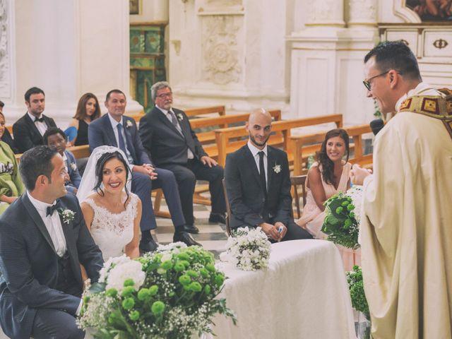 Il matrimonio di Luca e Cristina a Canicattì, Agrigento 21