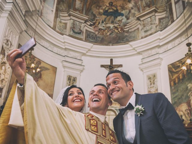 Il matrimonio di Luca e Cristina a Canicattì, Agrigento 24