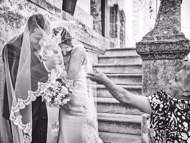 Il matrimonio di Luca e Cristina a Canicattì, Agrigento 26